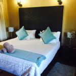 Villa Langa luxurious room