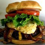 Beach Castle Burger