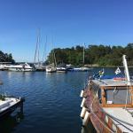 Lökholmen Harbour