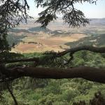 Top of a mid Atlas Mountain