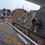 View of rooftops