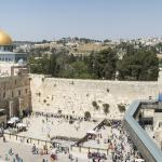 Western Wall and Dome of the Rock/Temple Mount