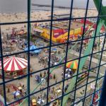 Views from the Wonderwheel.
