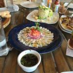 Abalone Carpaccio