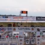 Announcer stand - Prescott Rodeo