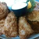 Delicious Friday Fish Fry