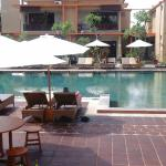 Foto de Green Field Hotel and Bungalows