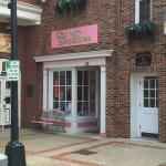Quaint little pie shop