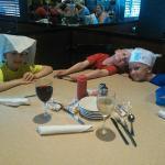3 silly boys