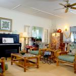 Living Room of Old Wailuku Inn