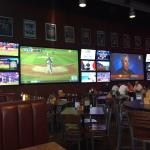 Over Forty big Screen TVs!!