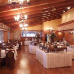 Wilson Lodge is rustic, warm, clean, and has it's own gift shop and a choice of dining experienc