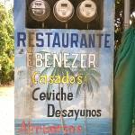 Restaurante y cabinas Ebenezer, pavones