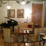 The View of the Music Room