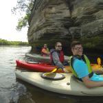 Wisconsin River Kayak Paddle
