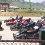 Big kid and adult Go-Karts