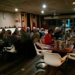 Pambula Rotary booked out Toucan for their Dinner function