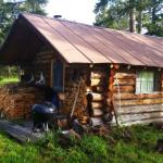 One of our two cabins