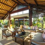 Villa Semarapura - upstair's living room