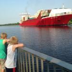 Schiffsbegrüssungsstelle