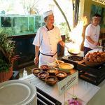 Chef and Eduard