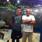 Andrew e father