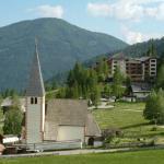 Hotel St. Oswald  im sonnigen Hochtal von Bad Kleinkirchheim