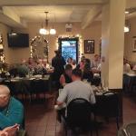 Chicago Bacchanalia Dining Room