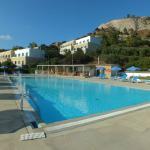 Hermes Hotel pool