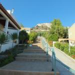 Hermes Hotel - Steps to upper blocks