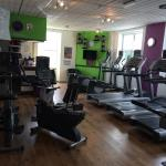The Porthcawl hotel gym