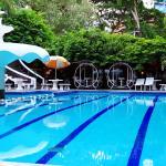 Seashore Pattaya Resort View of Our Stunning Pool