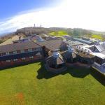 Hotel Drone shot