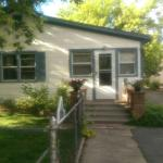 This location is wonderful!!  Two bedrooms, one full bath, full laundry, complete kitchen, pull