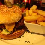 Bankok Veggie Burger