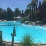The very nice pool