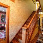 Original Hardwood Staircase
