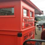 Drive-in to get the delicious,  good reasonably priced food. My husband and I ate lunch for less