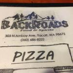 Backroads Food & Spirits