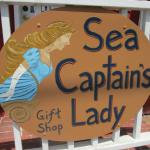 Sea Captain's Lady