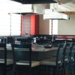 Hibachi Grills top with Booth seating?!?