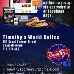 Timothy's World Coffee Foto