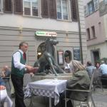 Restaurant Pizzeria de Thomasso patio