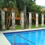 Alberca Hacienda Uxmal