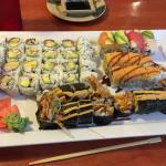 Bild från Sushi Club