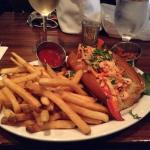 Delicious Lobster Roll sandwich !