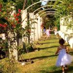 Les jardins ...