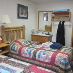 Aurora Lodge Room