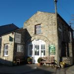 Corn Mill Tearoom, Mill Croft, Bainbridge : April 2015