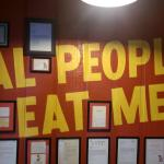 Rudy's makes no apologies - it's a place for meat!